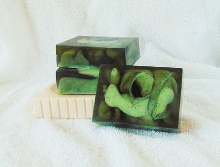 Demon Hunter Goat Milk & Glycerin Soaps Inspired by Dean Winchester from Supernatural