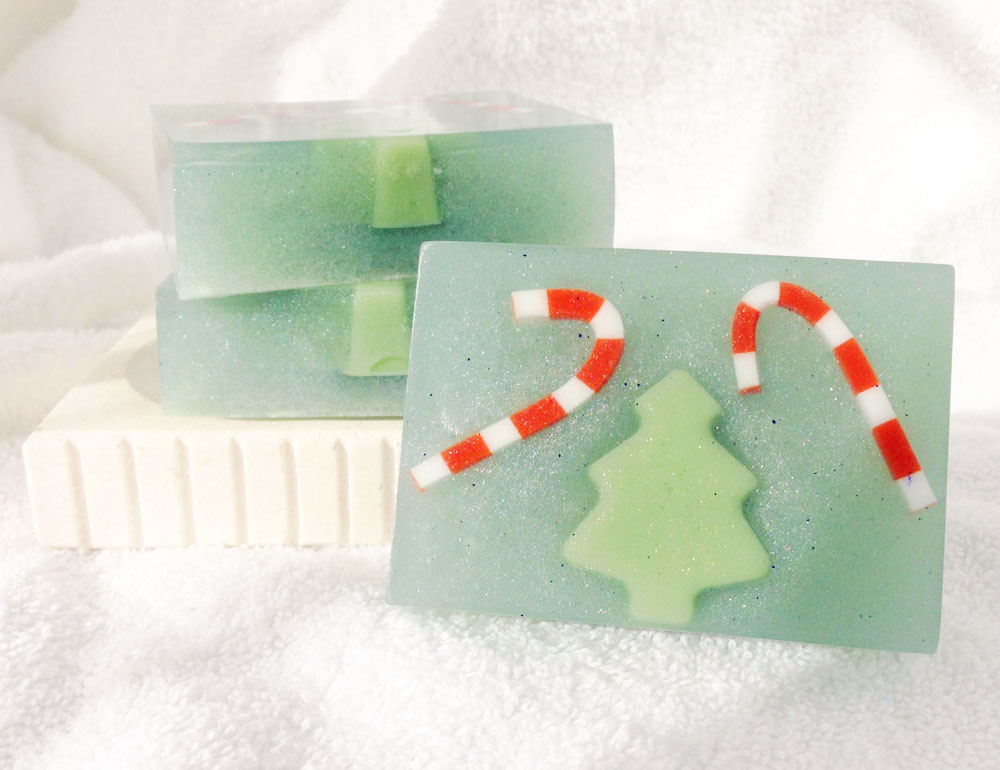 Grandma's Kitchen Goat Milk and Glycerin Soaps