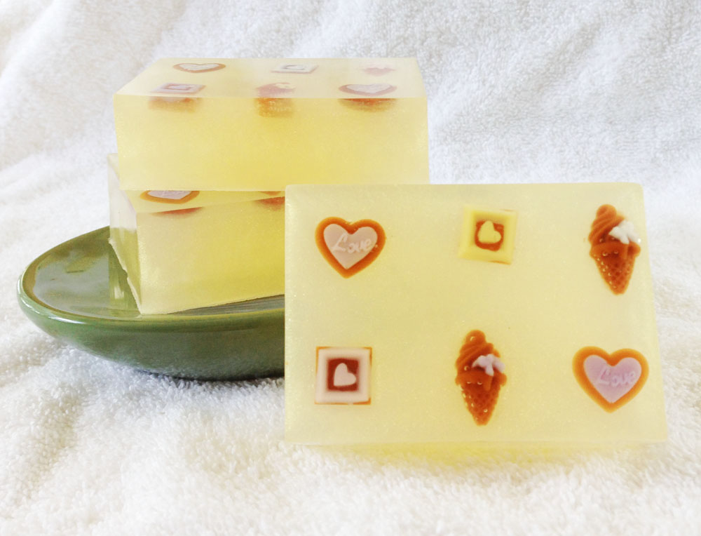 Sensational Sweets Goat Milk and Glycerin Soaps