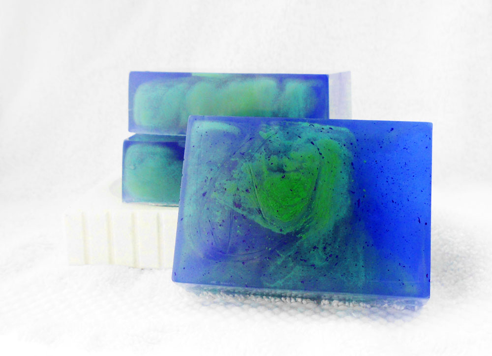 Byronic Doctor Glycerin Soaps Inspired by Paul McGann's Doctor from Doctor Who