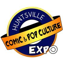 Huntsville Comic and Pop Culture Expo Logo
