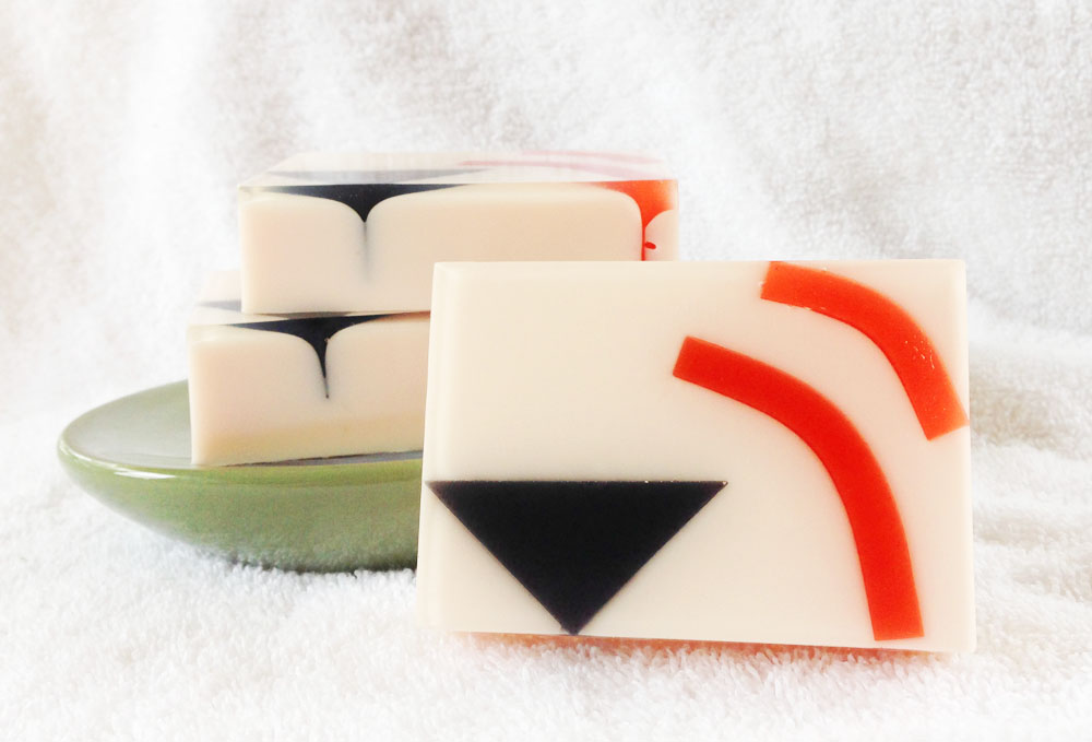 Rebel Trooper Goat Milk and Glycerin Soap Inspired by Finn from Star Wars Episode VII